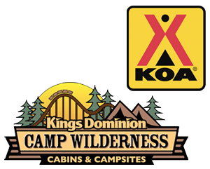 KOA & Camp Wilderness